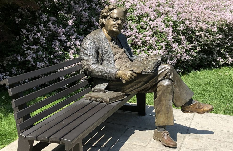 A Chat with Northrop Frye