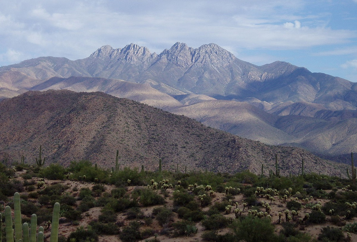The Four Peaks
