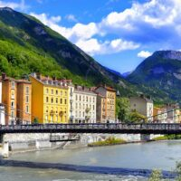 The Blinding Sea at Grenoble Alpes