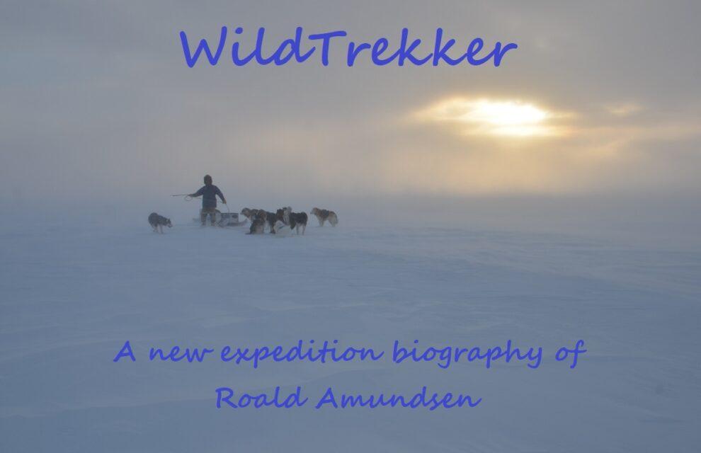 WildTrekker, a new expedition biography